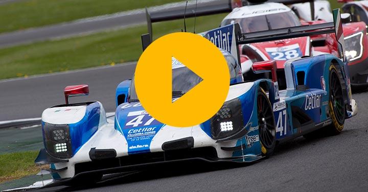 Watch ELMS 4 Hours of Silverstone