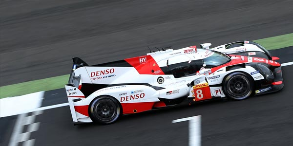 Toyota wins WEC opener at Silverstone