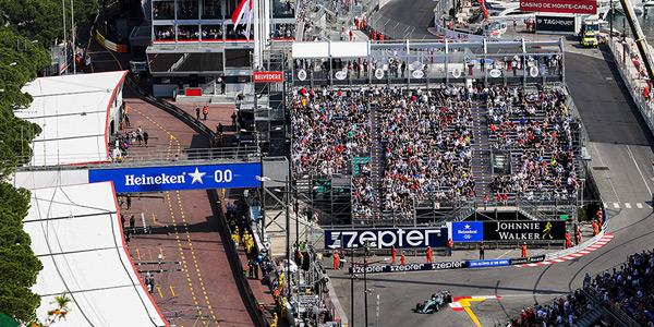 F1's growing sponsor market