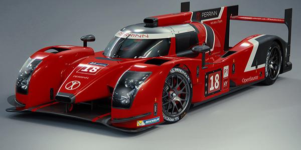 PERRINN to bolster 2018 LMP1 grid