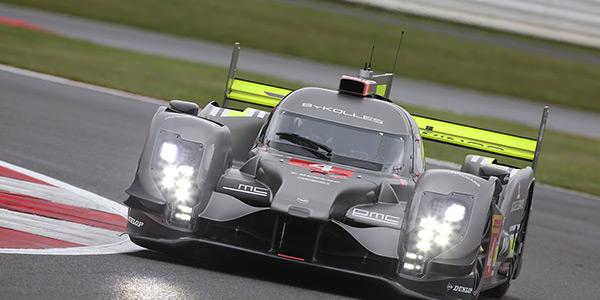 Webb sets sights on Le Mans podium