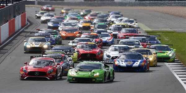 Blancpain's British double-header