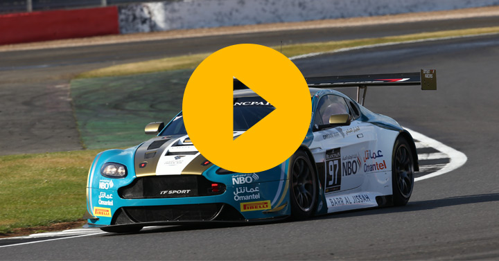 Watch Blancpain live from Silverstone