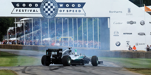 Festival of Speed – famous and unforgiving