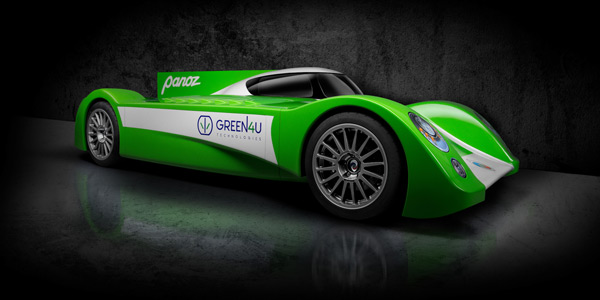 A battery-powered Le Mans
