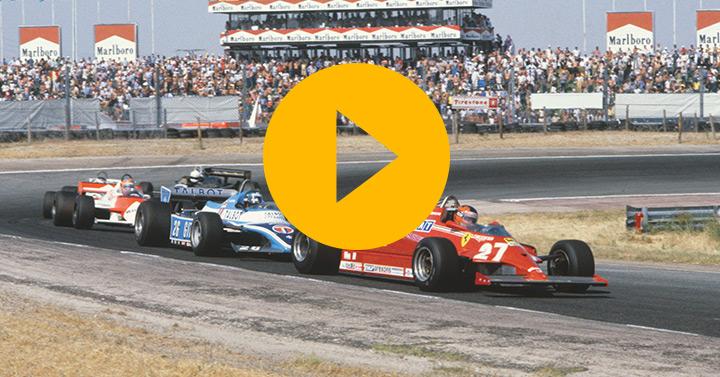 On this day: Villeneuve's Spanish masterclass