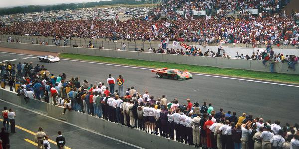 Celebrating the eternal magic of Le Mans