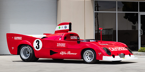 Alfa's untouchable Tipo 33