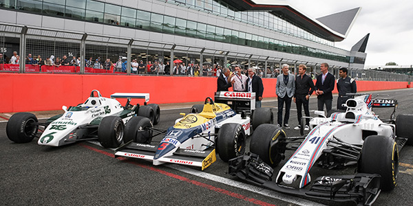 Williams at 40: Silverstone fan day