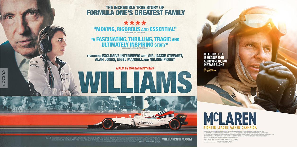 McLaren versus Williams at the box office