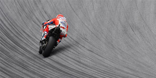 Is Ducati's grip computer-enhanced?