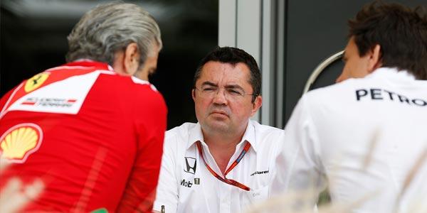 McLaren's 2018 engine options reduce to Honda