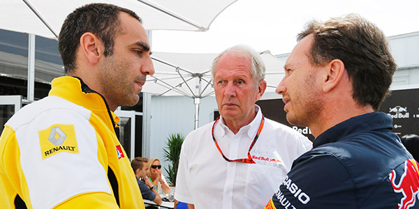 Renault to drop Red Bull?