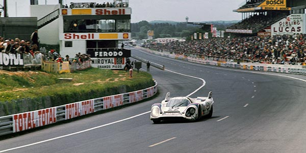 Porsche's race of records