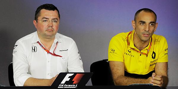 McLaren's renewed Renault engine chase