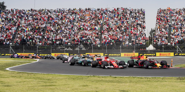 Driver Insight: Mexican Grand Prix