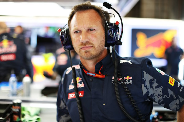 Submit your questions to Christian Horner
