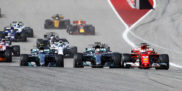 Driver insight: United States Grand Prix