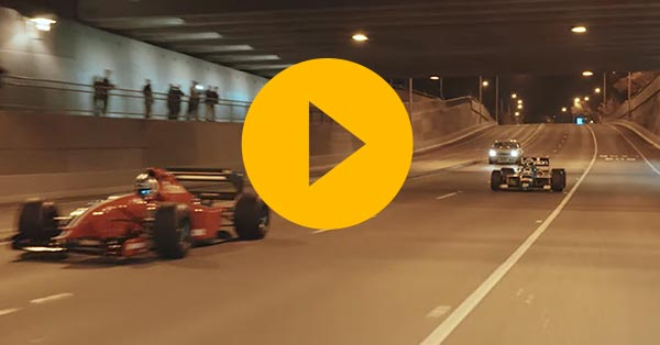 Race to the city – F1 returns to Adelaide