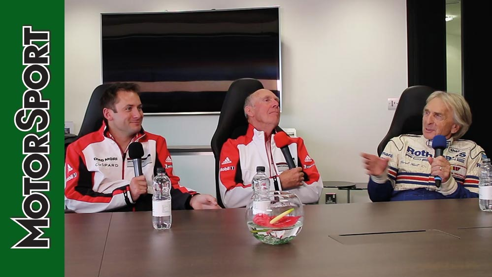Attwood, Bell and Tandy podcast, in association with Mercedes-Benz