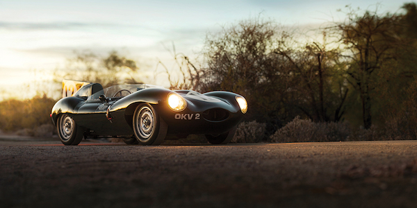 Gallery: Ex-Moss 1954 Jaguar D-type