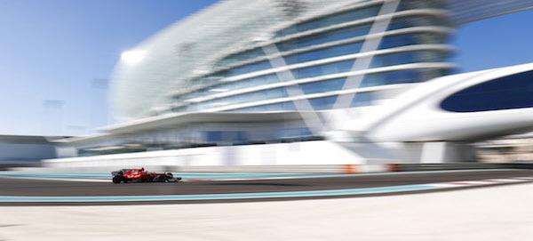 Ferrari tops F1 test