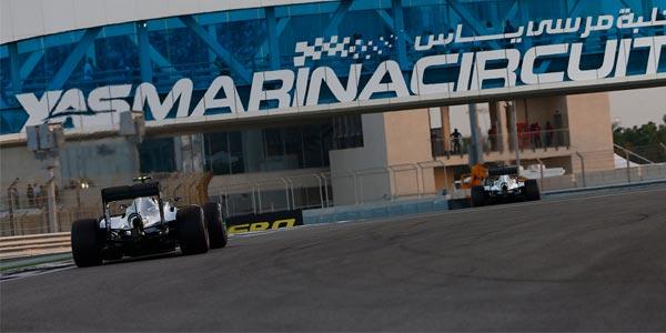 Classic Abu Dhabi Grands Prix