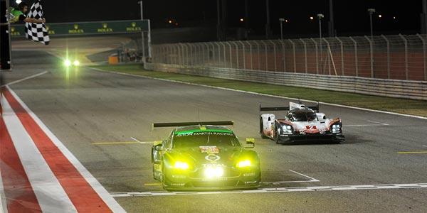 Gallery: Porsche 919 & Aston Martin Vantage bow out