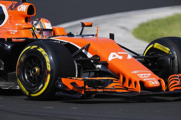 Lando Norris named McLaren 2018 reserve driver