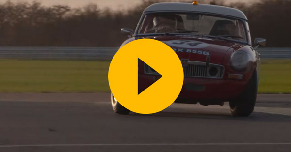How to Drive: MGB