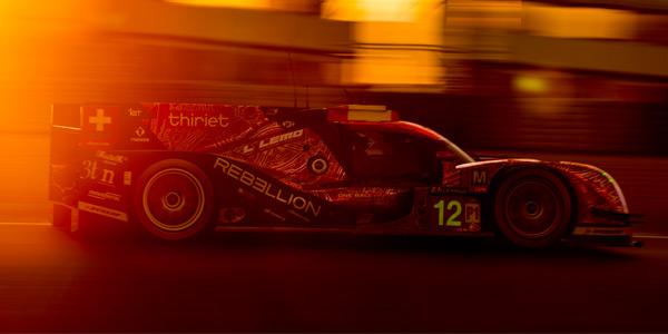 Rebellion Racing returns to LMP1