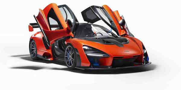 Updated: Introducing the McLaren Senna