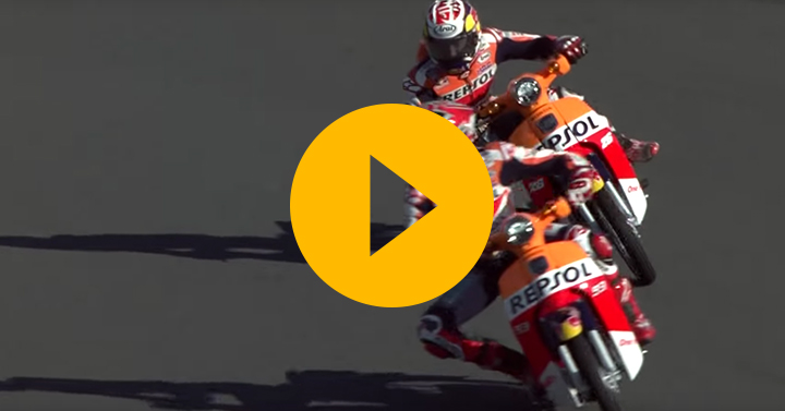 Watch: Honda Thanks Day highlights