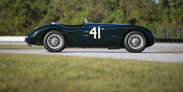 Gallery: Phil Hill Jaguar C-type