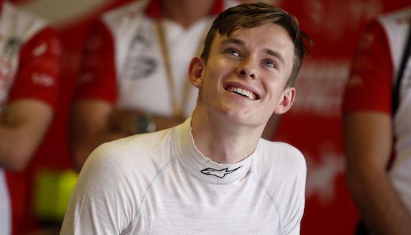 Ilott makes GP3 his next stop