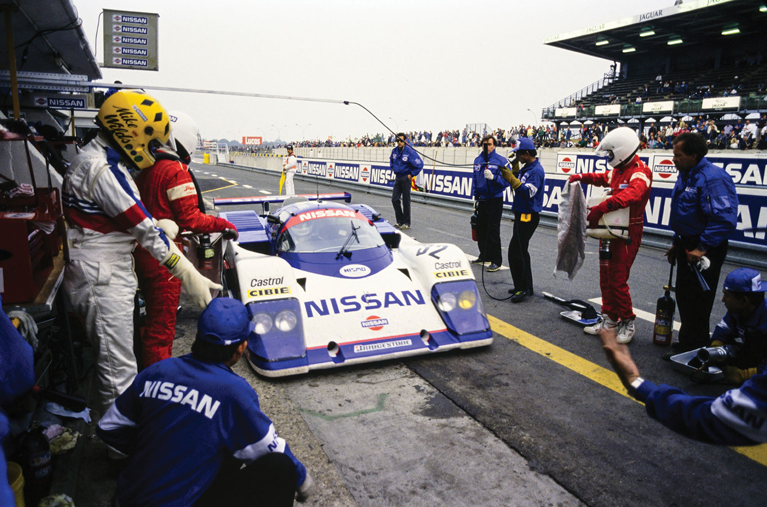 1988-Le-Mans-Mike-Wilds-2