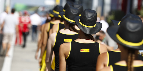 F1 to stop using grid girls