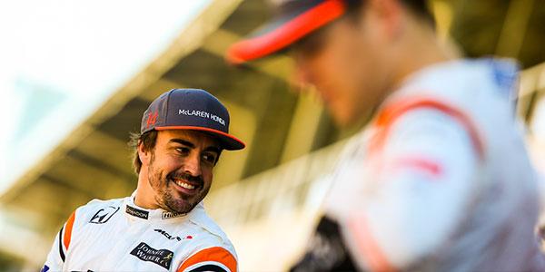 Beneath Alonso's team-mate dominance