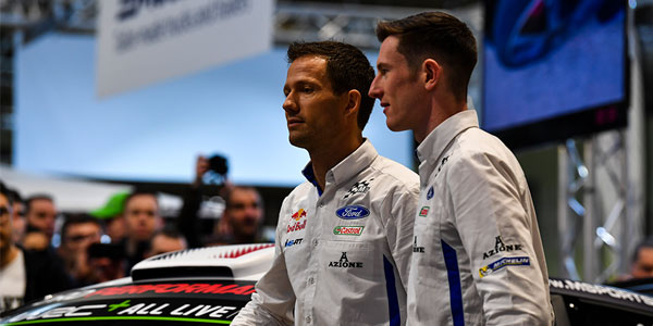 WRC has never been so competitive, says Ogier