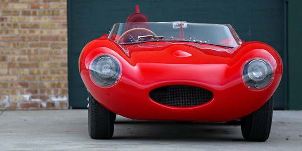 Gallery: 1956 Jaguar D-type