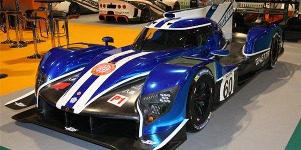 Ginetta reveals LMP1 car