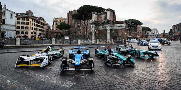 Formula E 'will be the only motor sport'