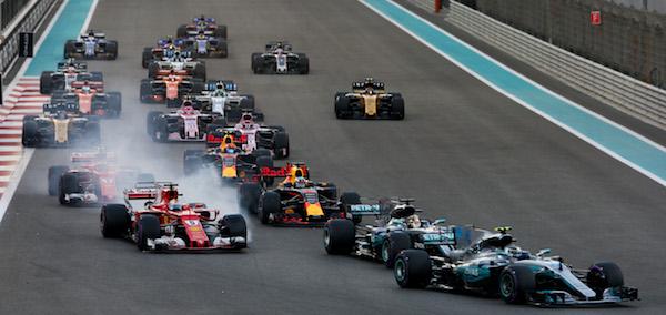 2018 Formula 1 calendar