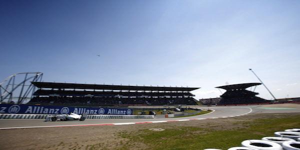 Nürburgring confirms F1 talks