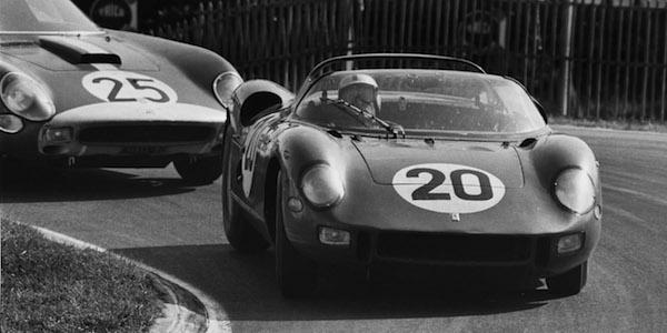 Gallery: 1964 Le Mans-winning Ferrari 275P