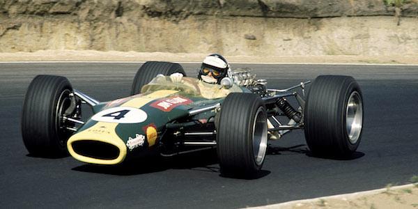 Jim Clark's final Grand Prix victory