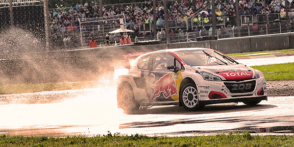 Loeb to enter British Rallycross opener