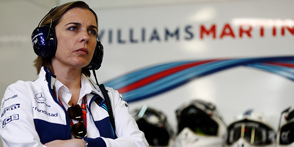 Martini drops Williams – but not because of 'under 25 rule'