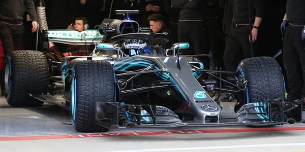 Mercedes W09: Refinement not revolution