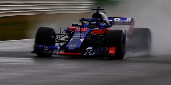 Toro Rosso 'leaks' 2018 F1 car